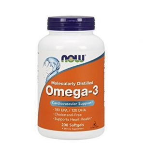 Now Foods omega 3 (1000mg)