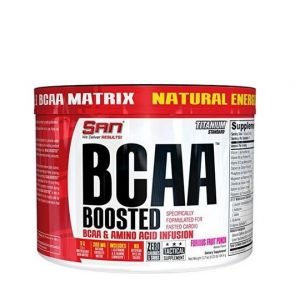 SAN Nutrition BCAA boosted (104g)