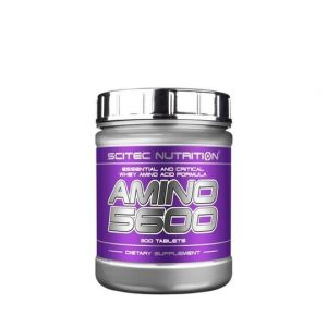 Scitec Nutrition amino 5600 (200 tableta)