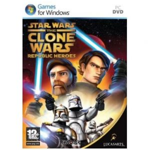 PC Star Wars - The Clone Wars Republic Heroes