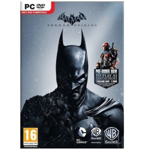 PC Batman - Arkham Origins