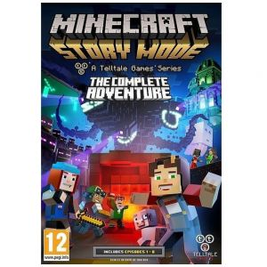 PC Minecraft - Story Mode - The Complete Adventure