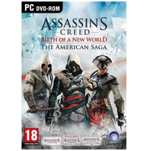 PC Assassin's Creed - Birth Of The New World - The American Saga