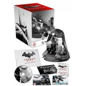 PC Batman Arkham City - Collector's Edition