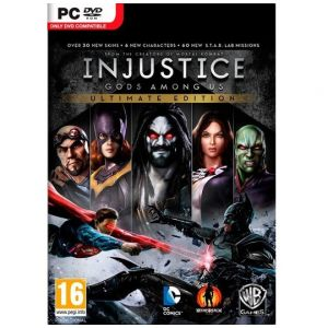 PC Injustice - Gods Among Us - Ultimate Edition