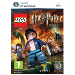 PC Lego Harry Potter Years 5-7