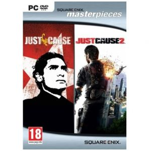 PC Just Cause + Just Cause 2