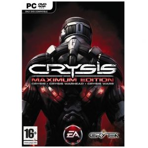 PC Crysis Maximum Edition (Crysis + Warhead + Wars)