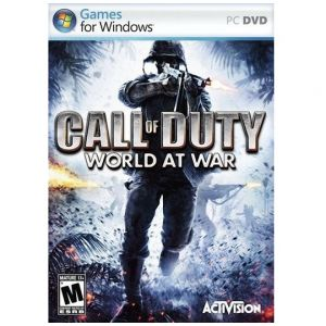 PC Call Of Duty - World At War