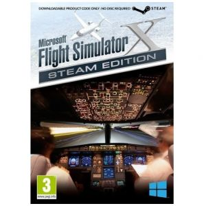 PC Flight Simulator X - Steam Edition