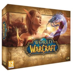 PC World of WarCraft 5.0 - WoW & Burning Crusade & Lich King & Cataclysm & MoP & WoD