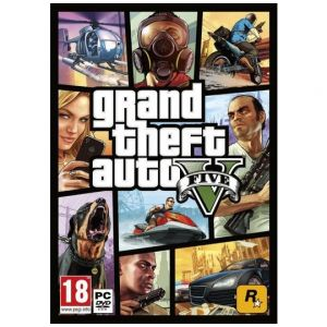 PC Grand Theft Auto 5 - GTA V