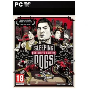 PC Sleeping Dogs - Definitive Edition