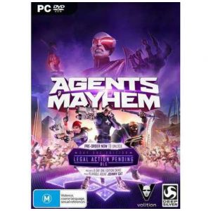 PC Agents of Mayhem