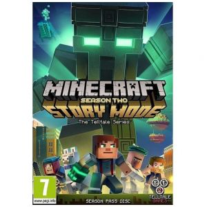 PC Minecraft Story Mode - Season Two