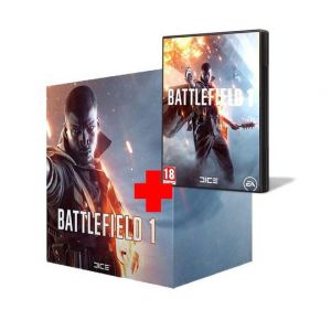 PC Battlefield 1 - Collectors + Battlefield 1 igra