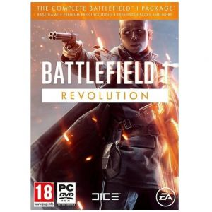 PC Battlefield 1 - Revolution
