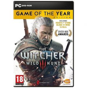 PC The Witcher 3 - The Wild Hunt - Game Of The Year Edition