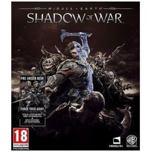 PC Middle Earth - Shadow of War