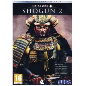PC Shogun 2 Total War - The Complete Edition
