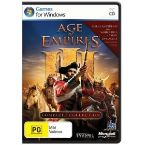PC Age Of Empires 3 - Complete Collection