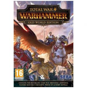 PC Total War Warhammer - Old World Edition