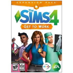 PC The Sims 4 - Expansion Get To Work