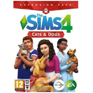 PC The Sims 4 - Expansion Cats & Dogs
