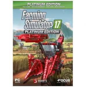 PC Farming Simulator 17 - Platinum Edition