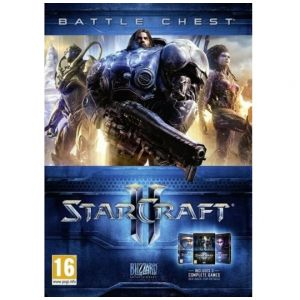 PC Starcraft 2 Battle Chest