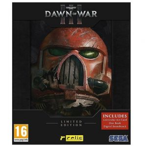 PC Warhammer 40000 - Dawn of War 3 - Limited Edition