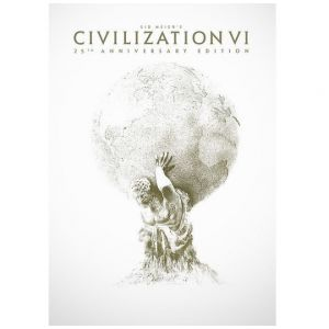 PC Sid Meier's Civilization 6 - 25th Anniversary Edition