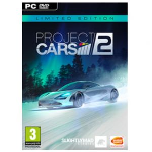 PC Project Cars 2 - Limited Edition