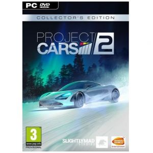 PC Project Cars 2 - Collector's Edition