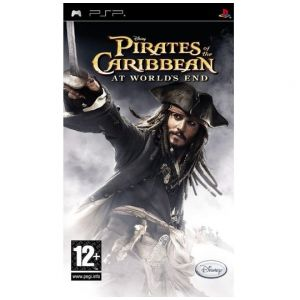 PSP Disney Pirates Of The Caribbean - At World's End