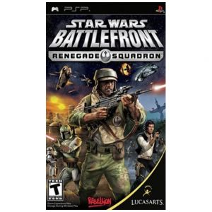 PSP Star Wars Battlefront - Renegade Squadron