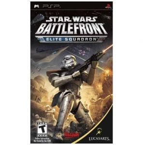 PSP Star Wars - Battlefront Elite Squadron