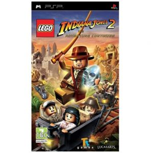 PSP Lego Indiana Jones 2 - The Adventure Continues