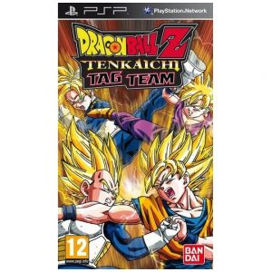 PSP Dragon Ball Z: Tenkaichi Tag Team