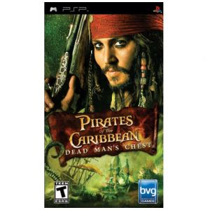 PSP Disney Pirates Of The Caribbean - Dead Man's Chest