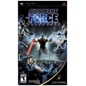 PSP Star Wars - The Force Unleashed