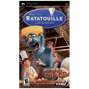 PSP Disney Ratatouille