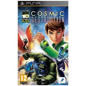 PSP Ben 10 Ultimate Alien - Cosmic Destruction