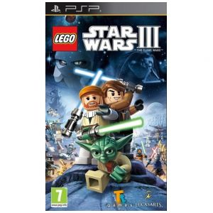PSP Lego Star Wars 3 - The Clone Wars