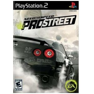 PS2 Need For Speed - Pro Street