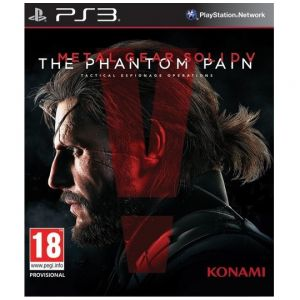 PS3 Metal Gear Solid 5 - The Phantom Pain