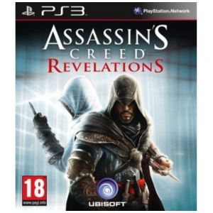 PS3 Assassin's Creed - Revelations
