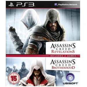 PS3 Assassin's Creed - Revelations & Brotherhood