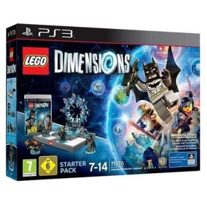 PS3 Lego Dimensions Starter Pack