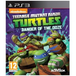 PS3 Teenage Mutant Ninja Turtles - Danger Of The Ooze
